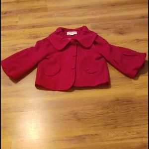 Jackets & Blazers - 2 for 70 Super cute wool jacket top